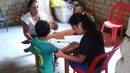 Anemia llega al 40% en niños menores de tres años en Reque