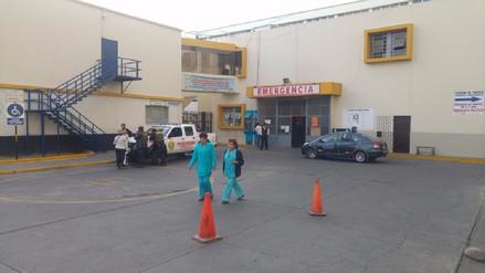 Mujer resultó herida por bala perdida de goma en Cerro Colorado