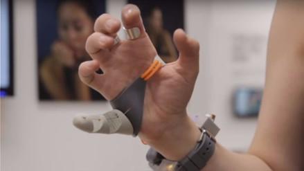 ¿Le agregarías un nuevo dedo a tu mano?
