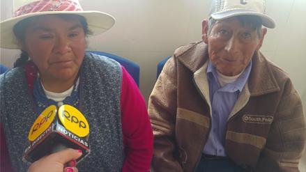 Anciano busca atención médica en Hospital Regional desde hace una semana