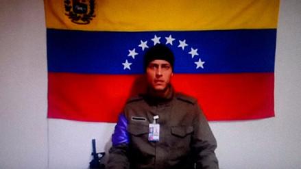 Oscar Pérez llama a venezolanos a ir tras Nicolás Maduro en un nuevo video