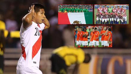 Perú supera a estas destacadas selecciones, según ranking FIFA