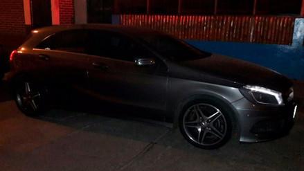 El auto de la modelo Leslie Shaw fue encontrado en Salamanca