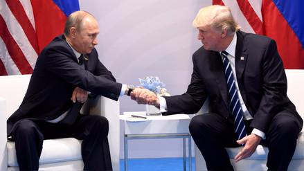 Trump y Putin acordaron una tregua para Siria en su primer cara a cara