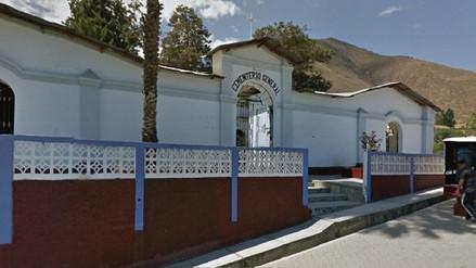 Cascas: legistas hacían necropsias en cementerio por falta de local