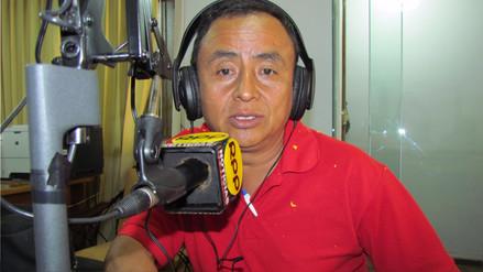 """Gregorio Santos: """"sentencia contra Aduviri criminaliza la protesta"""""""