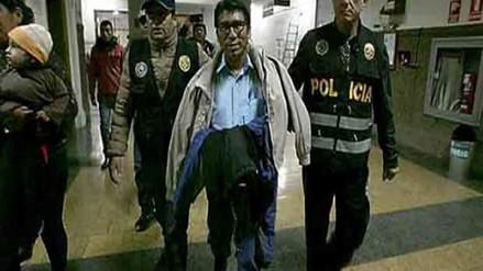 Dictan 18 meses de prisión preventiva contra el alcalde de Quellouno
