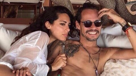 ¿Marc Anthony tiene nueva pareja?