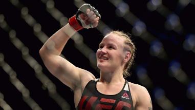 Video | Valentina Shevchenko a la UFC: