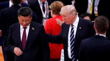 """Trump agradece a Xi su actitud ante Pyongyang: """"Algo hay que hacer"""""""