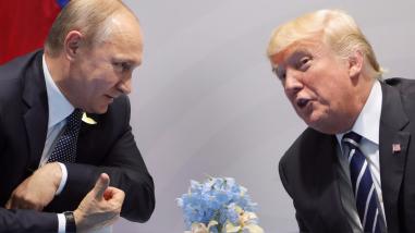 Donald Trump dice que la reunión con Vladimir Putin fue