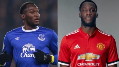 El Manchester United oficializó la incorporación de Romelu Lukaku