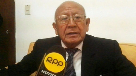 Presidente del TC resaltó que el indulto a Fujimori le corresponde al Ejecutivo