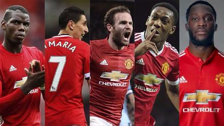 Los cinco fichajes más caros que el Manchester United hizo en su historia