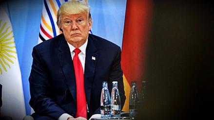 Trump fue aislado del G20 en consenso final sobre el Acuerdo de París