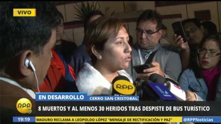 """Rímac: """"La Municipalidad de Lima entregó los permisos de circulación"""""""