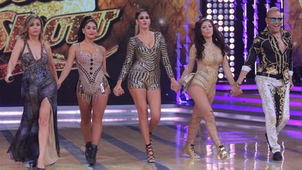 El Gran Show | Cinthya Coppiano fue la eliminada de esta gala