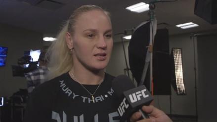 Esto dijo Valentina Shevchenko sobre la frustrada pelea ante Amanda Nunes