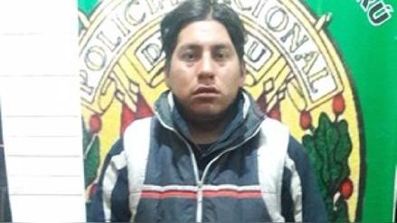 Detienen a hombre acusado de secuestrar y ultrajar a menor en Juliaca