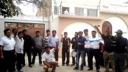 Pescadores de Piura amenazan con paro si no destituyen a directora regional