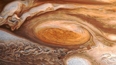 ¿Qué misterios de la Gran Mancha Roja de Júpiter revelará la sonda Juno?
