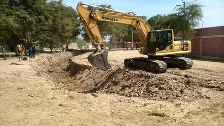 Transferirán S/ 60 millones para trabajos en drenes y diques
