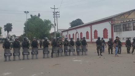 Se vence estado de emergencia en Tumán por conflicto azucarero