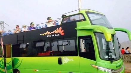 Buses turísticos: ¿Quién los reglamenta y cuáles son los requisitos para su circulación?
