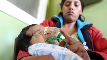 Al menos 30 niños fallecidos por neumonía en la selva peruana en 2017