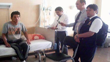 Procesado por hurto simple recibió condena al interior de hospital de Chiclayo