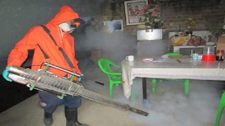 Diresa fumigará más de mil viviendas contra el zika