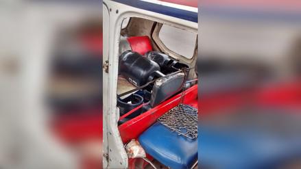 Comas: Balones de gas son trasladados sin medidas de seguridad