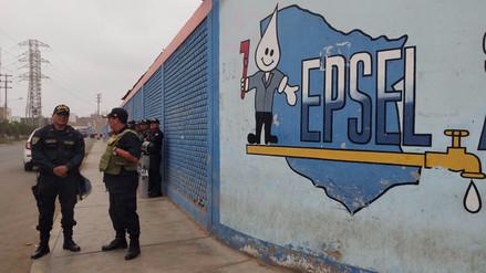 OTASS tomó posesión de administración de empresa Epsel