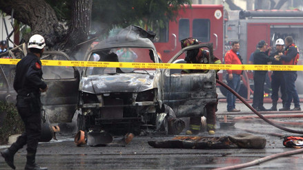 Empresa de gas se comprometió a cubrir daños tras la explosión