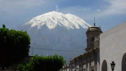 En 20 años Arequipa utilizará cemento volcánico en obras monumentales