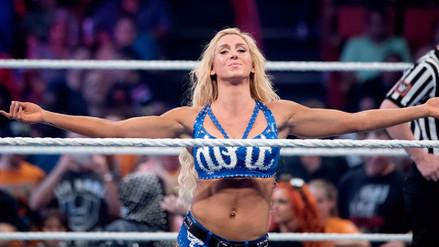Charlotte Flair invitó a los peruanos al evento WWE LIVE de noviembre