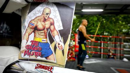 Conoce al exluchador tailandés que asegura ser Sagat de Street Fighter