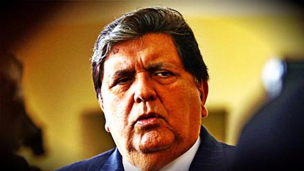 Alan García cuestionó los acuerdos del diálogo entre PPK y Keiko Fujimori