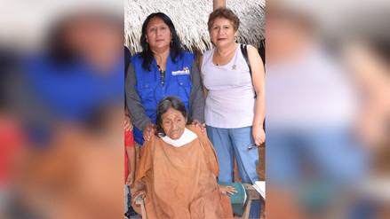 Satipo: mujer asháninka de 104 años contará con DNI