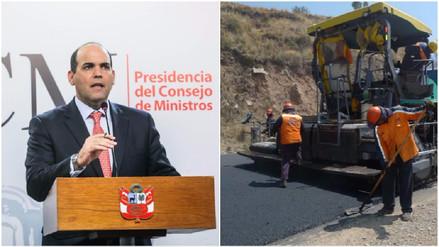 Zavala: Gobierno enviará proyecto al Congreso para acelerar concesiones