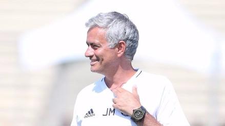 Mourinho contó la razón por la que Morata no llegó al Manchester United