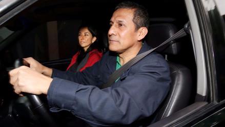 ¿Por qué el juez dictó prisión preventiva para Humala y Heredia?