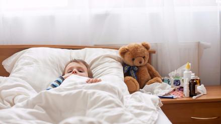 ¿Qué es la neumonía infantil?