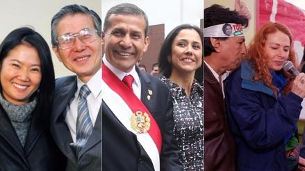 La historia de las primeras damas del Perú en el siglo XXI