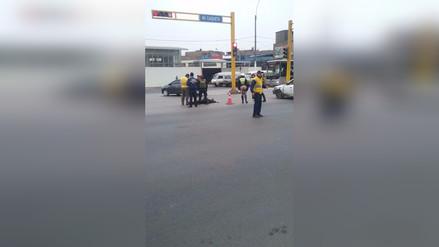 SMP: Conductores imprudentes generan accidentes en la avenida Caquetá