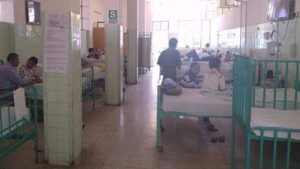 Ejecutan mejoras en hospital Las Mercedes luego de lluvias