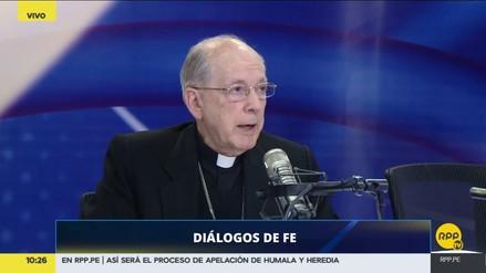 """Cipriani sobre prisión de Humala y Heredia: """"A mí me da tristeza"""