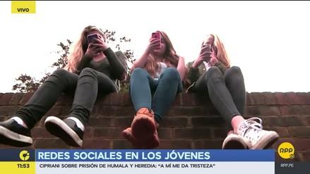 Las redes sociales también pueden ser un grave peligro para los jóvenes