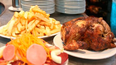 Pollerías importan papas para acompañar el pollo a la brasa
