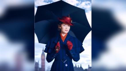 Ya se conoce las primeras imágenes de 'Mary Poppins Returns'